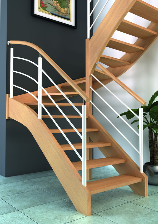 Retaper Un Escalier En Bois - Photos De Conception De ...