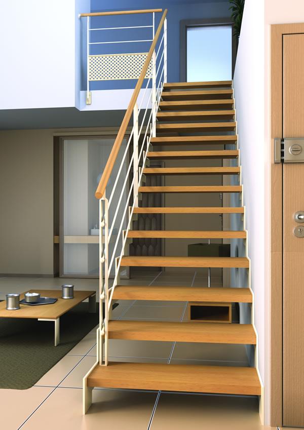 Escaliers m talliques mistral groupe riaux escaliers - Hauteur rampe d escalier ...